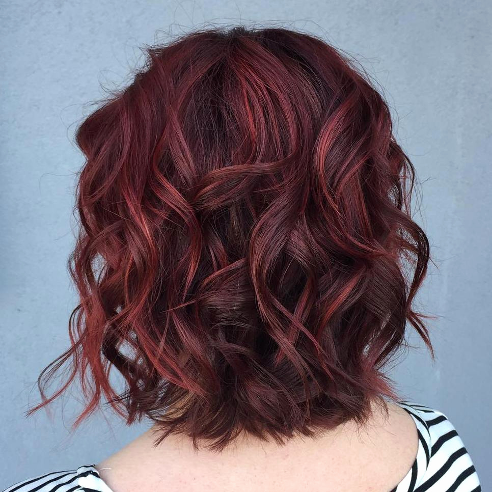 Burgundy Hairstyles Tumblr 50 shades of burgundy hair dark red maroon red wine