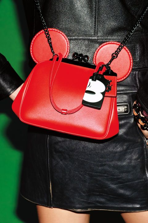 Bolsas de Mickey Mouse